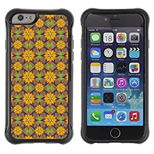 Andre-case FlareStar Colour Printing cute flower Heavy Duty Armor Shockproof Silicone Cover sKTMTvyP9qg Rugged case cover for Apple iPhone 5 5s