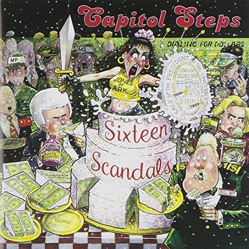 Weird Al Yankovic - Sixteen Scandals - Zortam Music