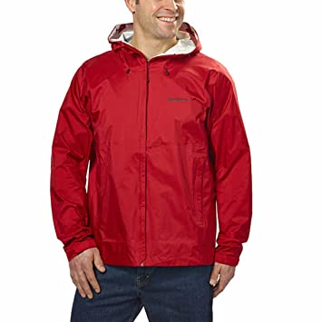 331909425799 Patagonia Torrentshell Veste, Homme, Rouge, Small: Amazon.fr ...