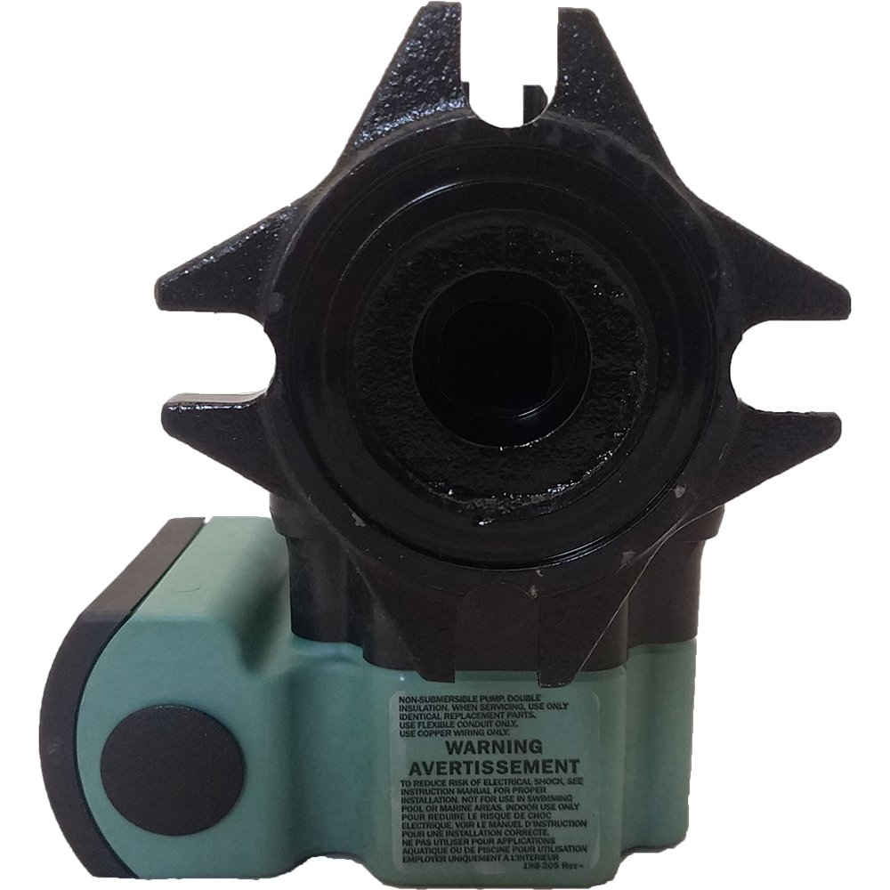 Taco 0015e3 F4 Ecm High Efficiency Circulator Pump Wiring 007 Cast Iron Home Improvement