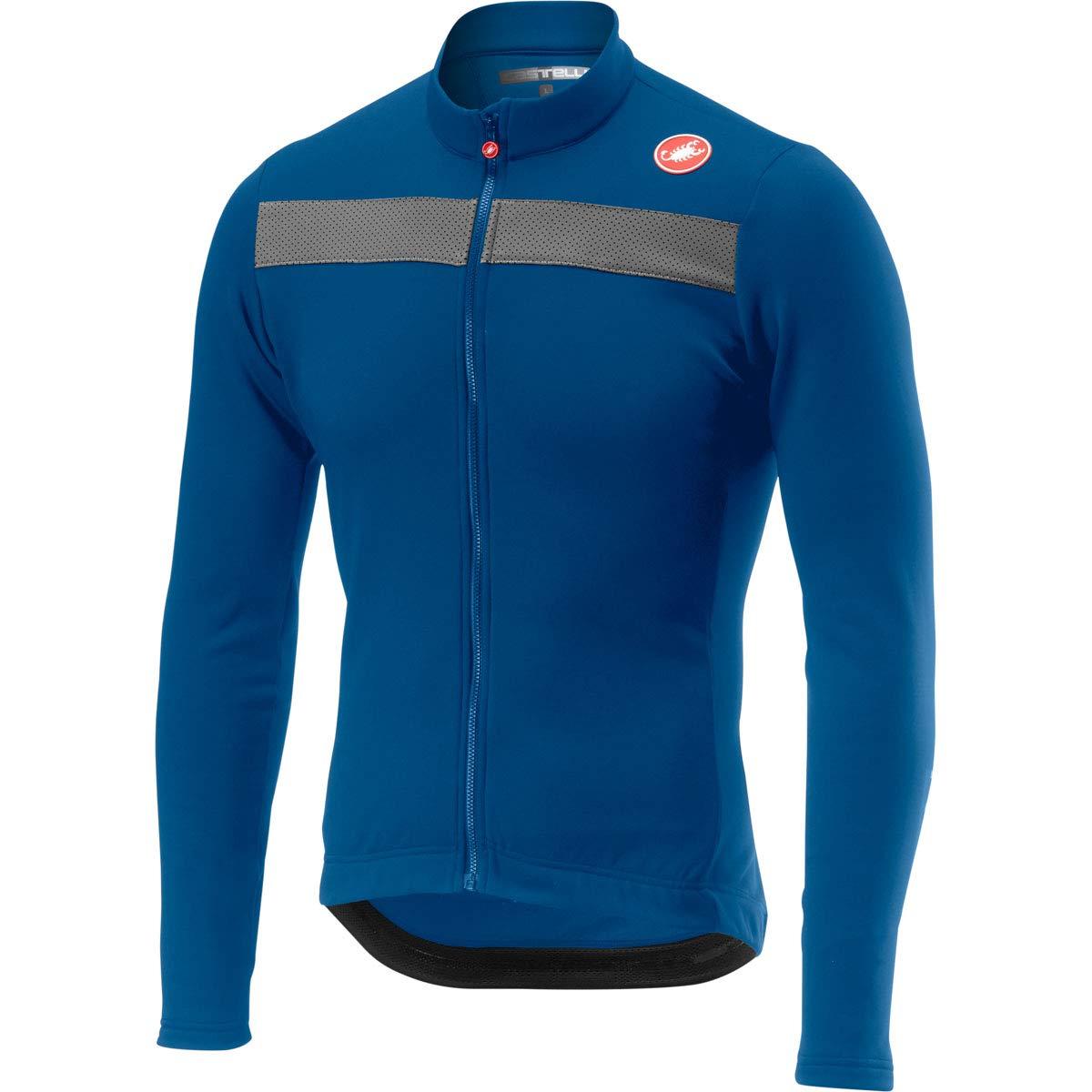 Castelli Mens Puro 3 Full Zip Bike Jersey