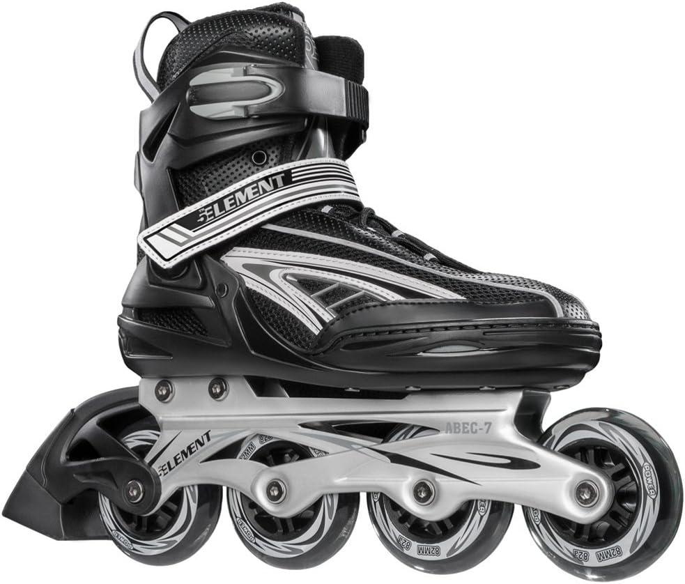 第五元素Panther XT男士的休闲内联溜冰鞋