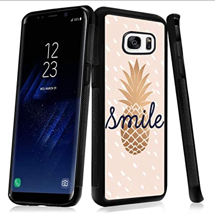Amazon.com: Funda para Samsung Galaxy S7 Edge, carcasa de ...