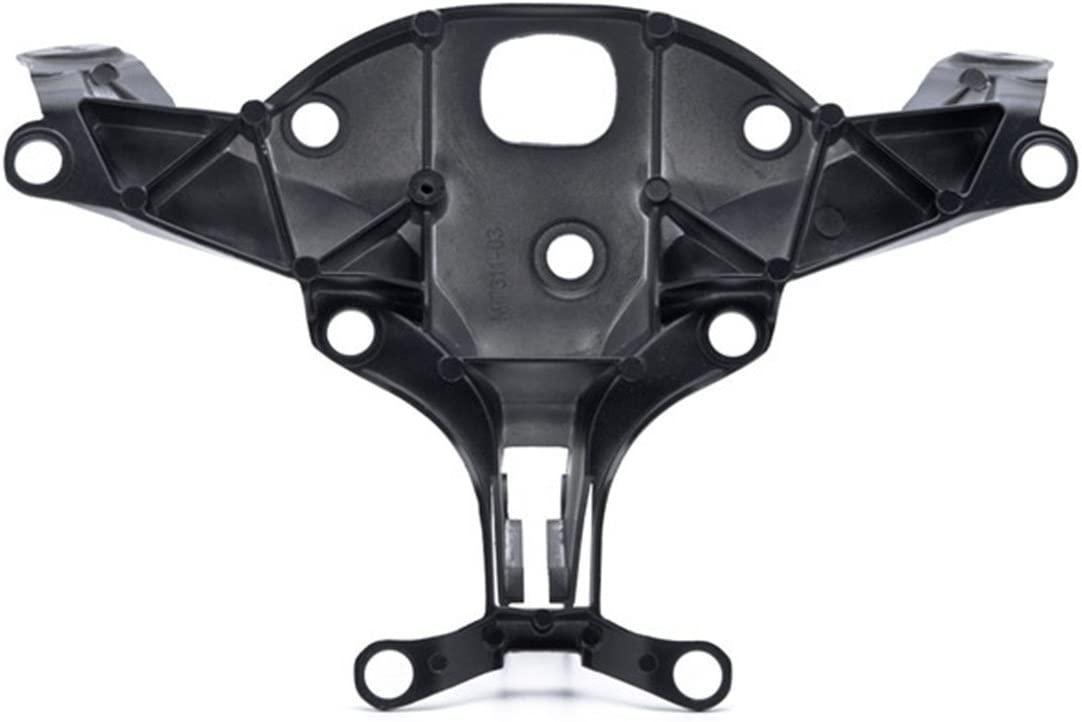 ZXMOTO Motorcycle Headlight Upper Fairing Stay Bracket Cowl For Yamaha YZF R1 2004 2005 2006 by ZXMOTO
