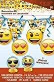 Emoji Party Decorating Kit, 7pc