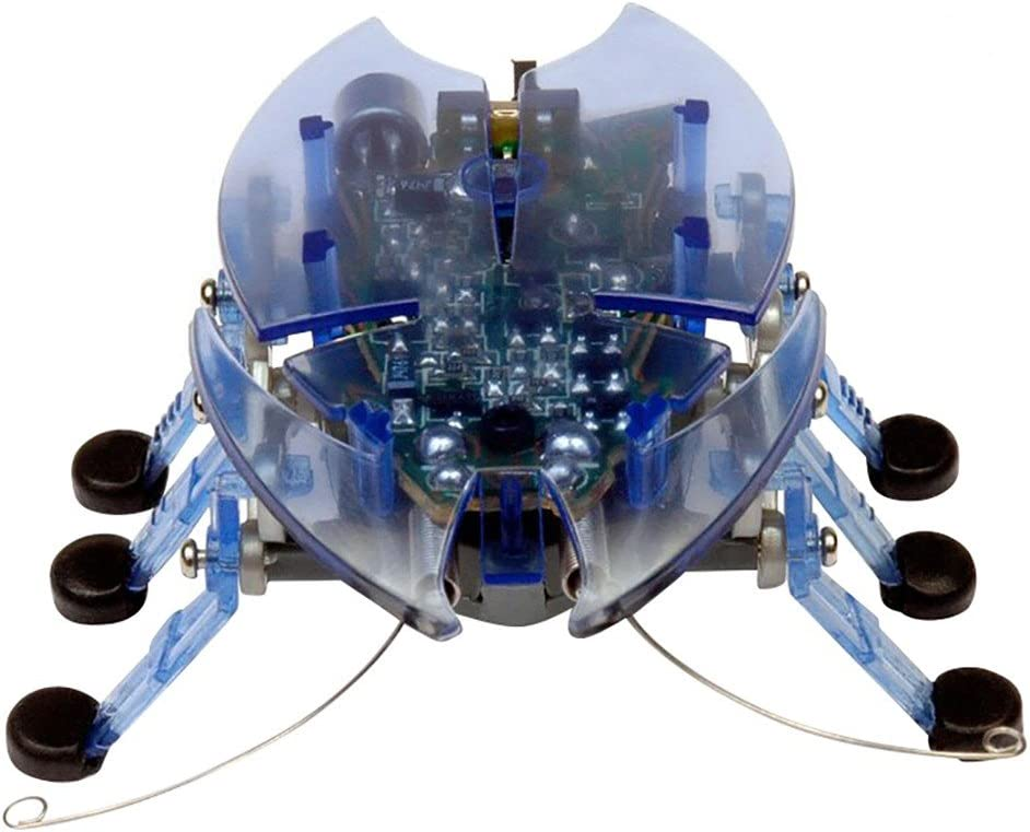 Hexbug Blue Beetle Micro Robotic Creature