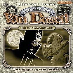 Das Gefängnis des Grafen Dracula (Professor van Dusen 17)