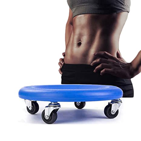 Fitness Equipment & Gear Abs Abdominal Roller Gym Exercise Wheel Tone Ab Fitness Core Strength Training Sporting Goods