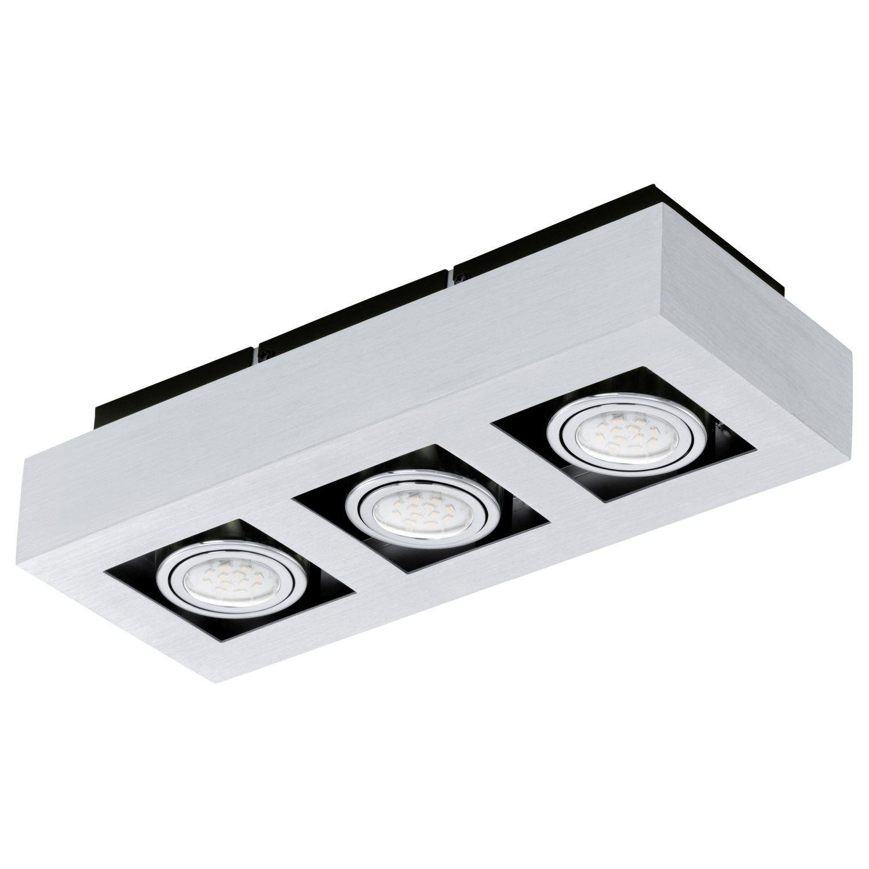 Bauhaus - Lámpara de techo (b14 cm, L36 cm, diseño Hogar ...