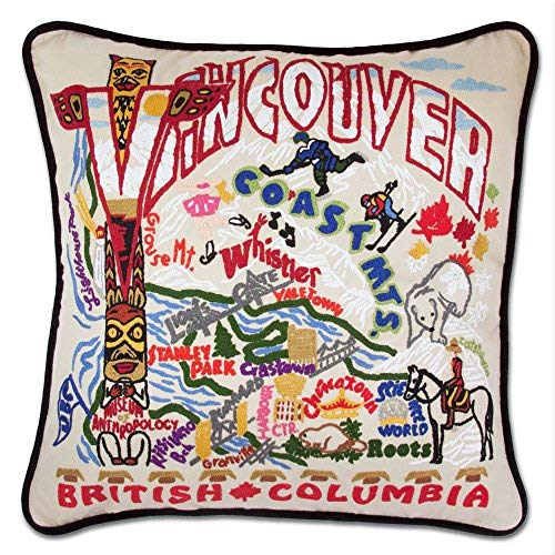 Catstudio Vancouver Pillow [並行輸入品] B07R6ZZM34