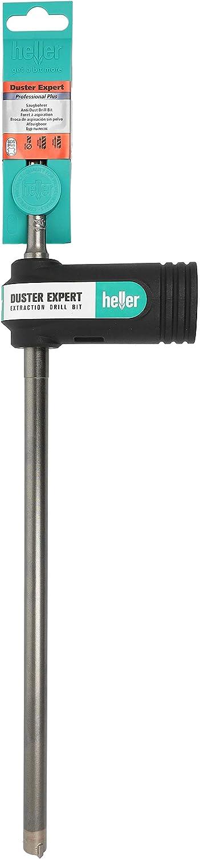 /Ø 6 x 100//220 mm Heller Tools 1818 Duster Expert Absaugbohrer SDS-plus Grau//Schwarz