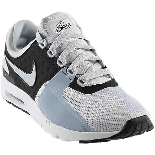 NIKE W Air Max Zero Women s Sneaker Grey 857661 007  Amazon.co.uk ... a68cfb32d