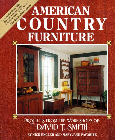 (American Country Furniture (Reader's Digest Woodworking) )