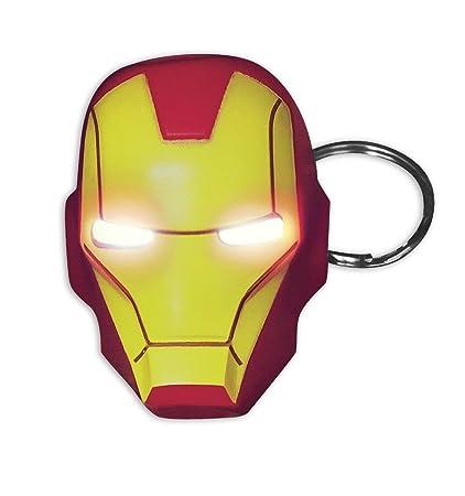 Llavero/Linterna de luz LED Marvel Avengers
