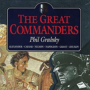 The Great Commanders Audiobook