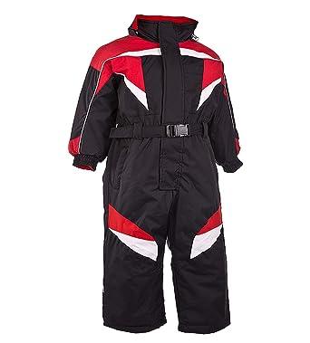WebWeber - Abrigo para la Nieve - Traje de Esquiar - para niño ...