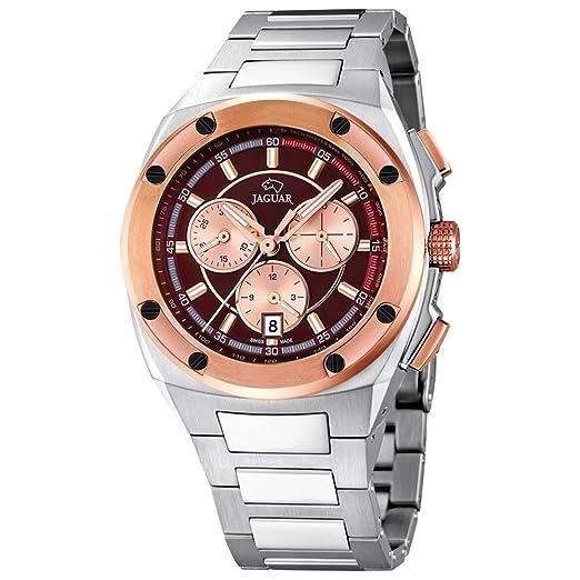 Jaguar reloj hombre Sport Executive Cronógrafo J808/2: Jaguar: Amazon.es: Relojes