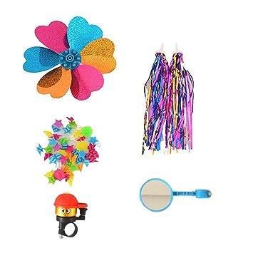 1 juego de 5 piezas de accesorios para bicicleta para niños ...