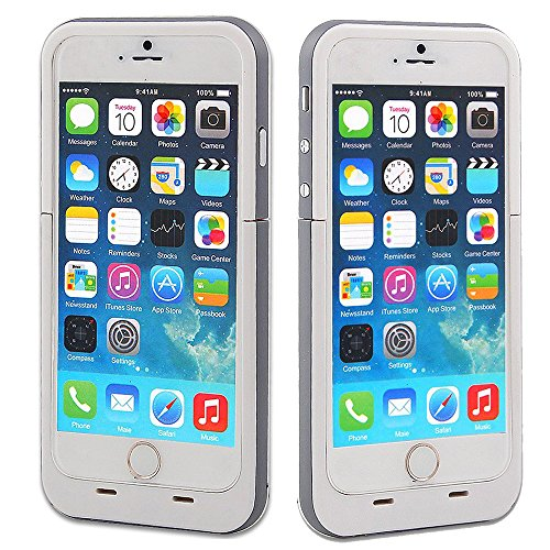 UPC 706693981076, BicasLove® 3800mAh Battery Charger Case for iPhone 6 (4.7 inch) (White)