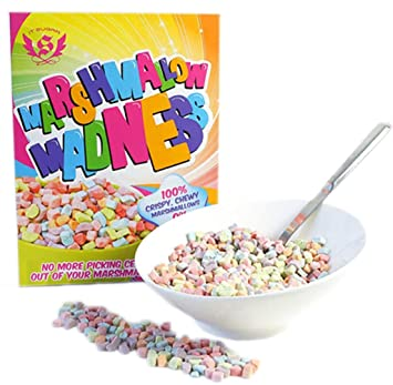 a62d2f270bd9 Amazon.com   IT SUGAR Marshmallow Madness Cereal-Less Breakfast Gift ...