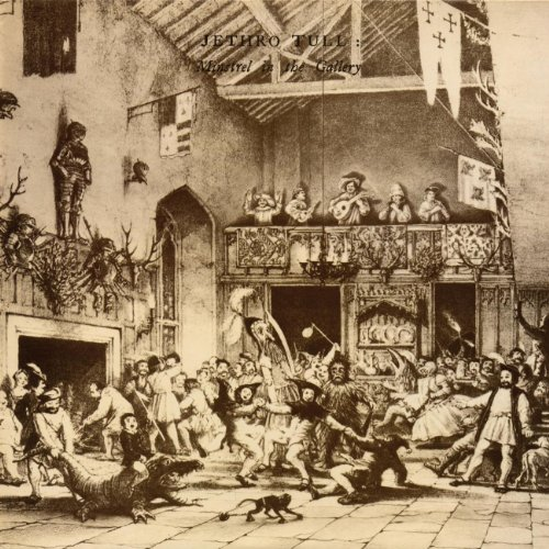 CD : Jethro Tull - Minstrel in the Gallery (Bonus Tracks, Remastered)