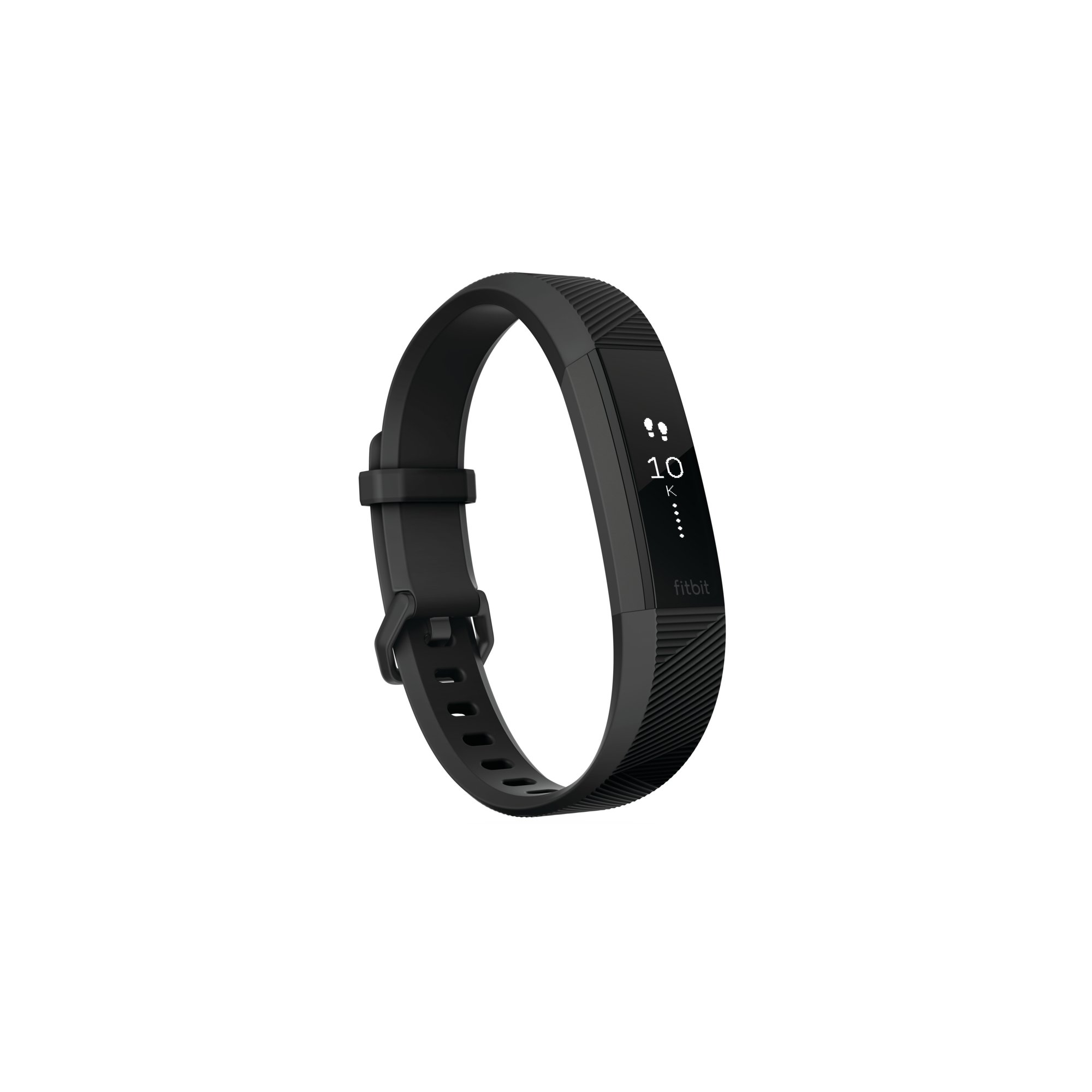 fitbit alta hr special edition black gunmetal large us version