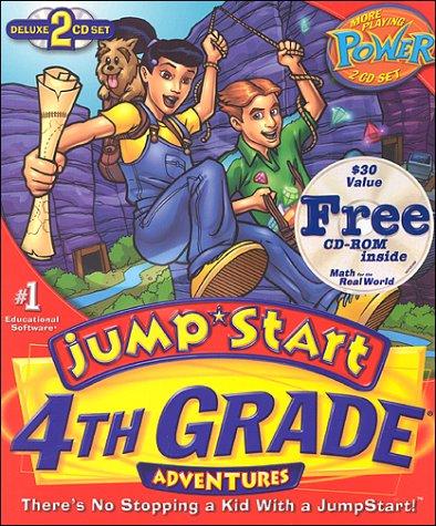 JumpStart 4th Grade by Vivendi Universal (Image #1)