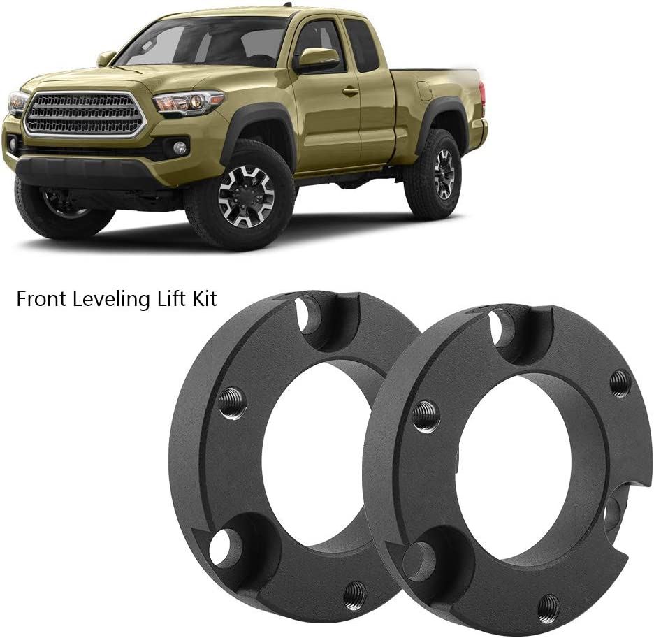 Ladieshow Front Leveling Lift Kit f/ür 1995-2004 Toyota 4Runner 4WD 2WD 2Pcs
