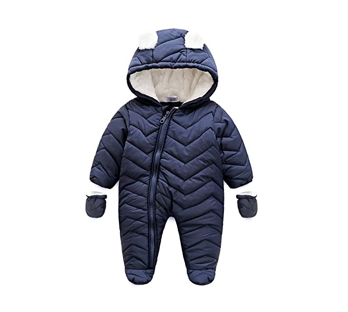 f0cec8e9c 3 Happy Owls Winter California Weatherproof Hooded Baby Snow Suit ...