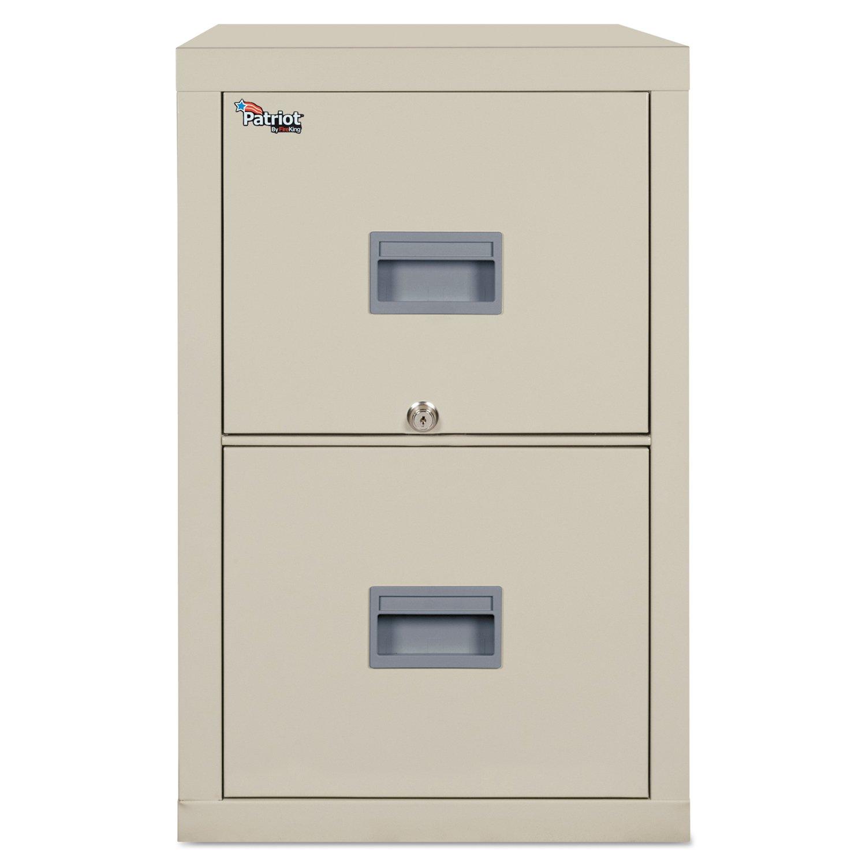 Amazon.com: FireKing Patriot 4P2131 CBL One Hour Fireproof Vertical Filing  Cabinet, 4 Drawers, Deep Legal, 21