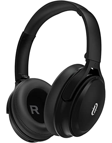 70669edd3ee TaoTronics Active Noise Cancelling Headphones Bluetooth Headphones Over Ear  Headphones, Wireless Headphones High Clarity Sound