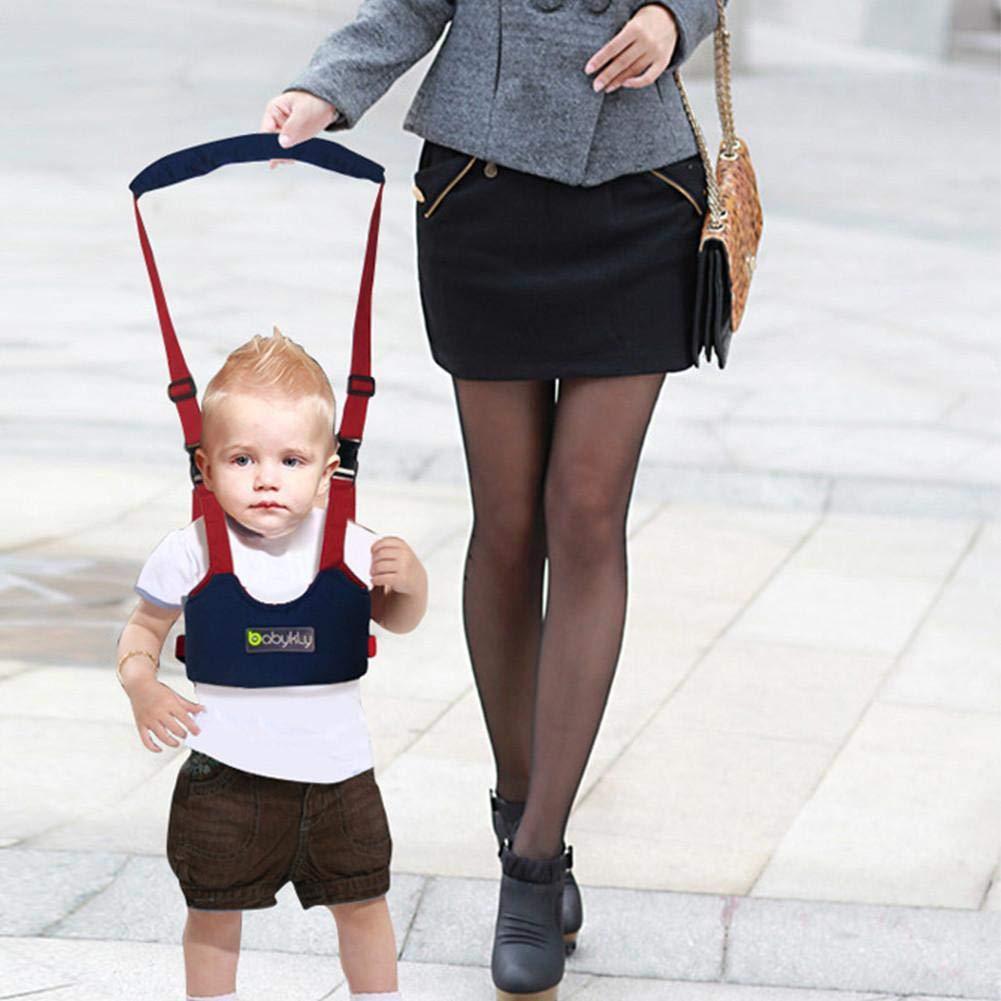 Assistente per la deambulazione del Bambino Che Aiuta Il Bambino a Piedi Imbracatura per Bambino Che Cammina xianjun Cintura da Passeggio per Beb/è Cintura di Sicurezza