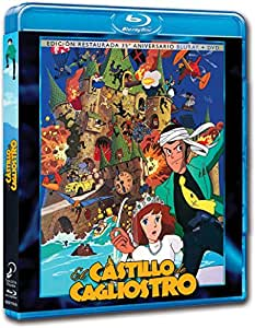 El Castillo De Cagliostro [Blu-ray]