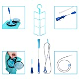 TAGVO Hydration Bladder Tube Brush Cleaning Kit for