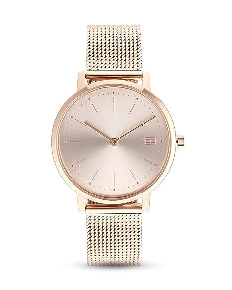 Tommy Hilfiger Reloj de mujer 1781926  Amazon.es  Relojes 614609acb307