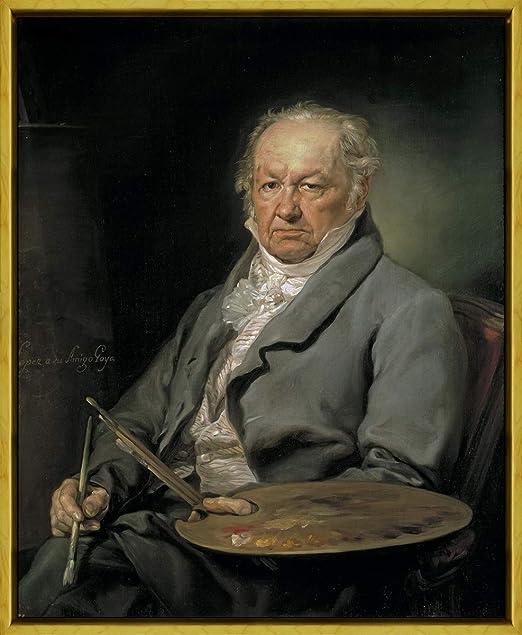 Berkin Arts Marco Francisco De Goya Giclee Lienzo Impresión ...