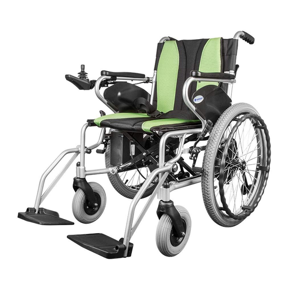 大洲市 電動車椅子 (色 - 電動車椅子 軽量インテリジェント高齢者障害者歩行器を折りたたむリチウム電池 (色 : 緑) 緑 緑 B07P84RCX3, 潮来市:75fc923f --- a0267596.xsph.ru