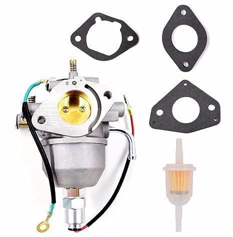 Amazon com : HonsCreat?? Carburetor for Kohler CV18S CV20S
