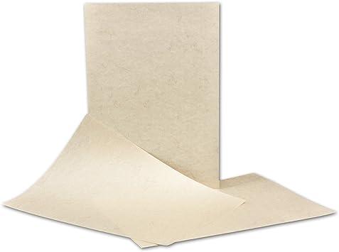 100 Blatt Spezialpapier Elefantenhaut Papyrus A4 110g robust Druckerpapier