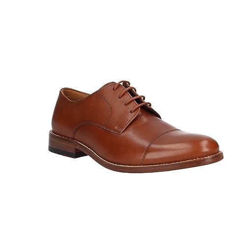 Clarks Schuhe 26131213 James Cap: : Schuhe