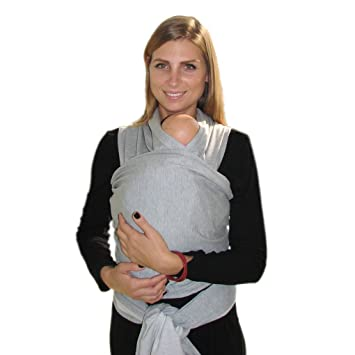Amazon Com Baby Sling Carrier Wrap For Newborns Small To Plus Size