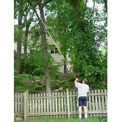 USA Premium Store 19 FOOT POLE SAW Tree Pole Pruner Tree Saw