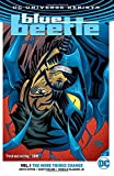 img - for Blue Beetle Vol. 1: The More Things Change (Rebirth) (Blue Beetle (Rebirth)) book / textbook / text book