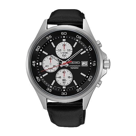 Mens Seiko Chronograph Watch SKS485P1  Amazon.co.uk  Watches 5fc38ac1290a