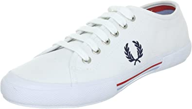 Fred Perry Vintage Tennis Canvas, Baskets Basses Homme
