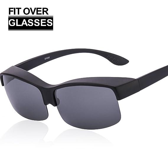 Wrap - Gafas de sol polarizadas para hombre o mujer, para pesca de conducción