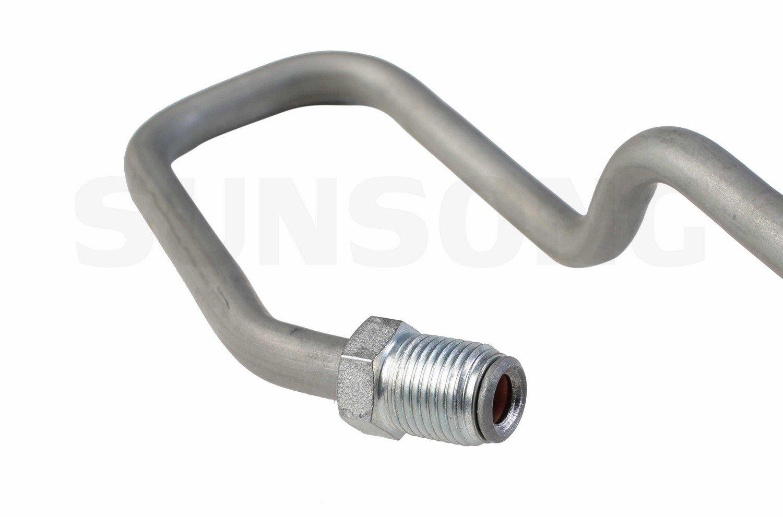 Sunsong 3401563 Power Steering Pressure Line Hose Assembly
