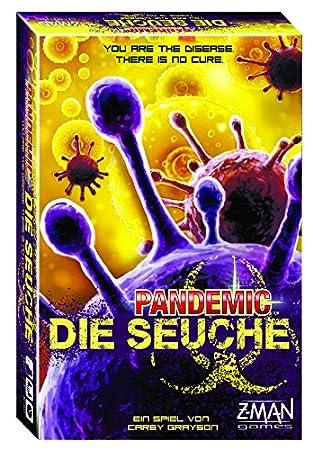 Zman EnfermedadAmazon Y Juegos La 691160 Pandemia esJuguetes m08nwN