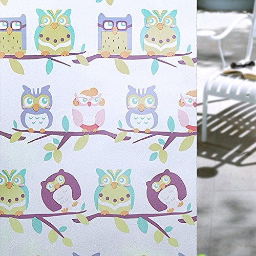amposei-cute-owl-decorative-frosted-windows-glass-film-for-bathroom-bedroom-kitchen-177-by-787-inche