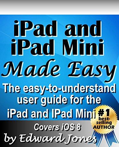 iPad Mini Made easy understand ebook product image